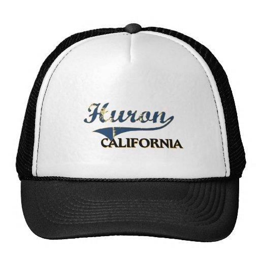 Huron California City Classic Hat