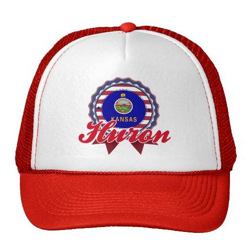 Huron, KS Trucker Hats
