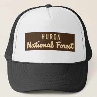 Huron National Forest Trucker Hat