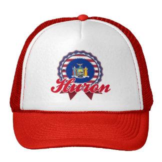 Huron, NY Trucker Hat