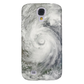 Hurricane Alex over the western Gulf of Mexico Galaxy S4 Case