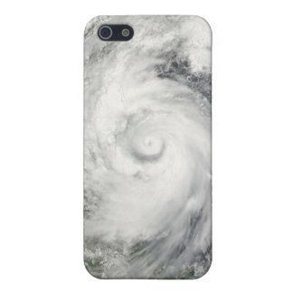 Hurricane Alex over the western Gulf of Mexico iPhone 5 Cases