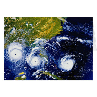 Hurricane Andrew Card