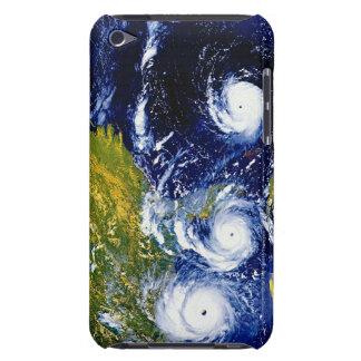 Hurricane Andrew iPod Case-Mate Case