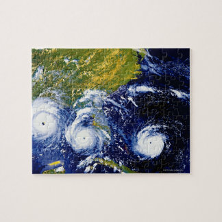 Hurricane Andrew Jigsaw Puzzle