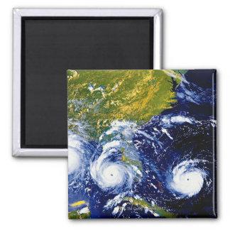 Hurricane Andrew Magnet