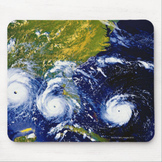 Hurricane Andrew Mouse Mat
