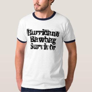 Hurricane Bawbag Survivor MENS &LADIES AVAILABLE T-Shirt