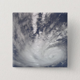 Hurricane Bertha 15 Cm Square Badge