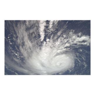 Hurricane Bertha Photo Print