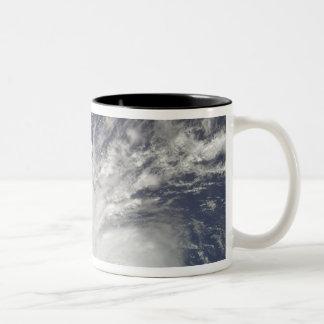 Hurricane Bertha Two-Tone Coffee Mug