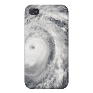 Hurricane Bill in the Atlantic Ocean Case For iPhone 4