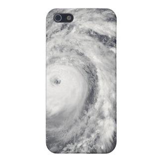 Hurricane Bill in the Atlantic Ocean iPhone 5/5S Cases