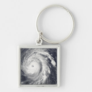 Hurricane Bill in the Atlantic Ocean Key Ring