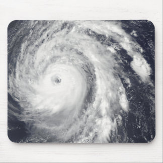Hurricane Bill in the Atlantic Ocean Mouse Mat