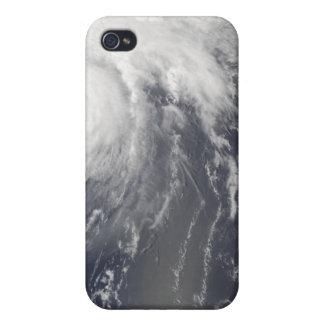 Hurricane Bill off Bermuda iPhone 4 Cover