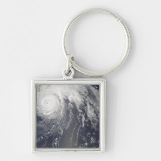 Hurricane Bill off Bermuda Key Ring