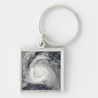 Hurricane Bill off the East Coast Key Ring