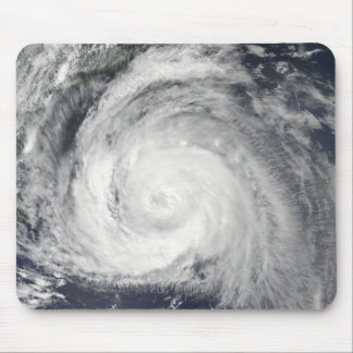 Hurricane Bill off the East Coast Mouse Mat