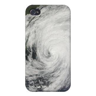 Hurricane Bill over Nova Scotia Case For iPhone 4