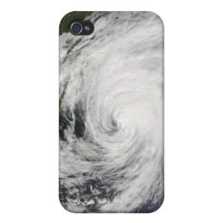 Hurricane Bill over Nova Scotia Case For iPhone 4