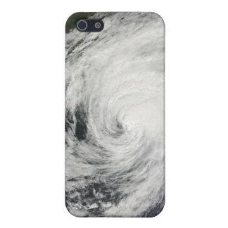 Hurricane Bill over Nova Scotia iPhone 5/5S Cases