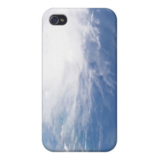 Hurricane Charley 3 iPhone 4 Cover