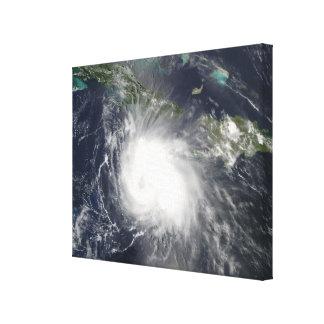 Hurricane Charley Canvas Print