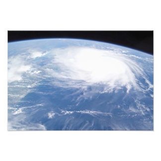 Hurricane Charley Photo Print
