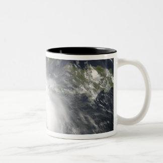 Hurricane Charley Two-Tone Coffee Mug