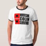 Hurricane Colin Survivor T-shirts