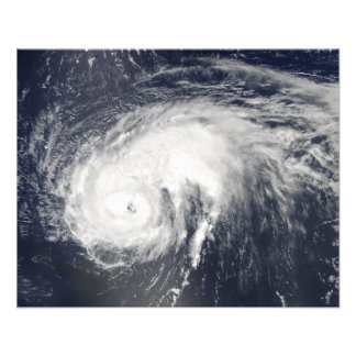 Hurricane Danielle Photo Print
