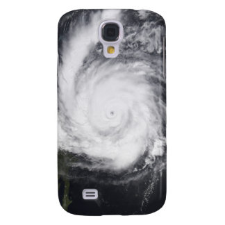 Hurricane Dean in the Atlantic and Carribbean Galaxy S4 Case