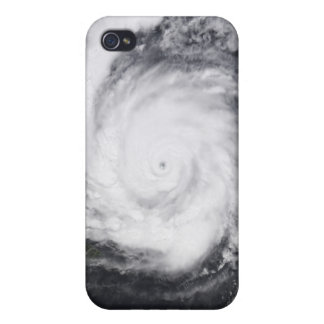 Hurricane Dean in the Atlantic and Carribbean iPhone 4/4S Cover