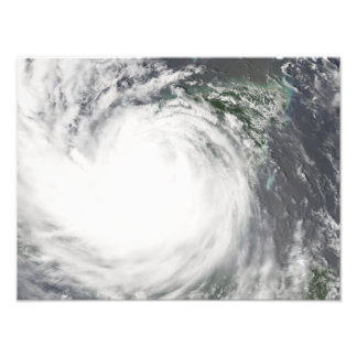 Hurricane Dean Photo Print