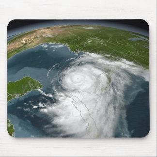 Hurricane Dennis 3 Mouse Mat