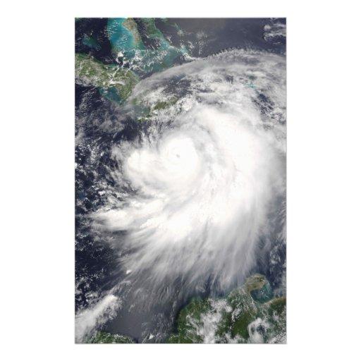 Hurricane Dennis Custom Flyer