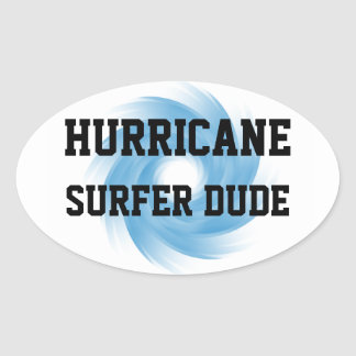 HURRICANE DUDE stickers (4)