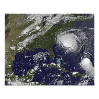 Hurricane Earl 2 Photo Print