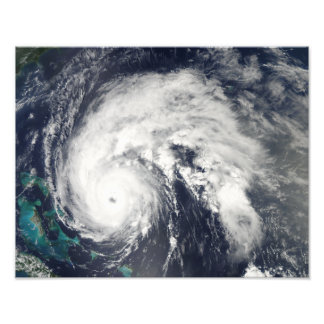Hurricane Earl 3 Photo Print