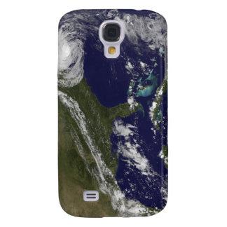 Hurricane Earl 3 Samsung Galaxy S4 Cases