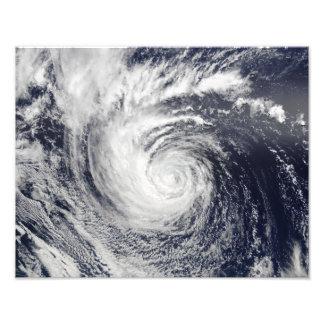 Hurricane Ele Photo Print