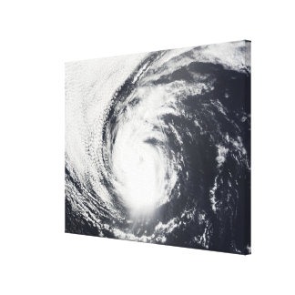 Hurricane Elida 2 Canvas Print