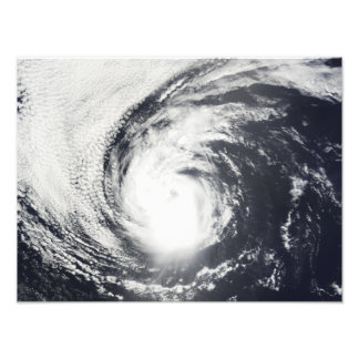 Hurricane Elida Photo Print
