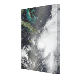 Hurricane Ernesto Canvas Print