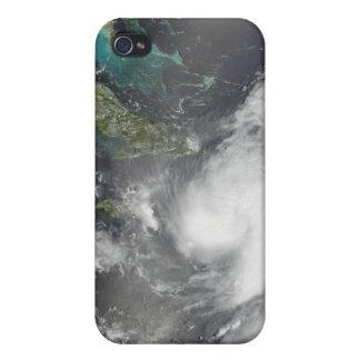 Hurricane Ernesto iPhone 4 Cover