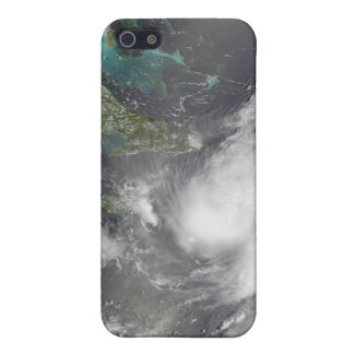 Hurricane Ernesto iPhone 5 Case