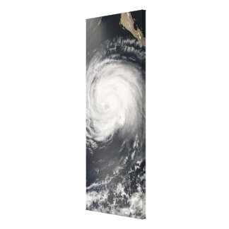 Hurricane Fausto Canvas Print