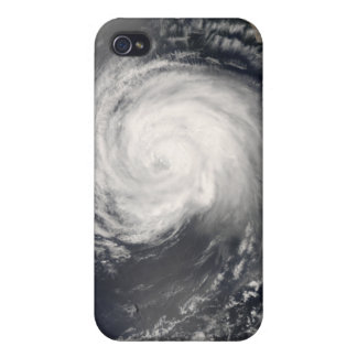 Hurricane Fausto Case For iPhone 4