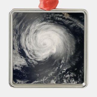 Hurricane Fausto Christmas Ornament